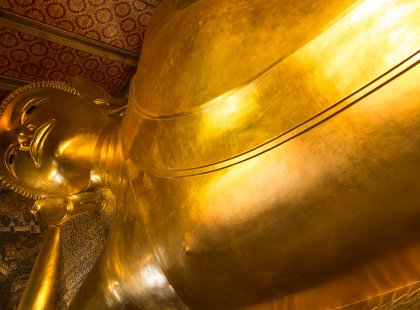Southeast Asia Uncovered - Wat Po Visit