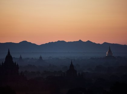 Myanmar on a Shoestring