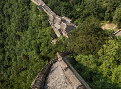 Classic Beijing to Hong Kong Adventure - Great Wall Mutianyu Visit