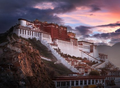 High Road to Tibet