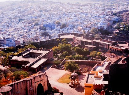 Rajasthan and Varanasi on a Shoestring