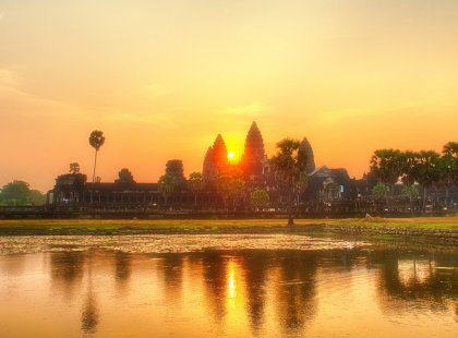 Essential Vietnam & Cambodia - Angkor Wat Guided Tour
