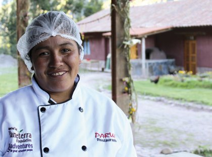 Machu Picchu Explorer - Parwa Community Restaurant the Sacred Valley