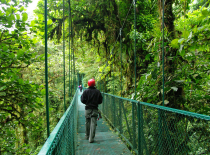 Costa Rica Encompassed Independent Adventure