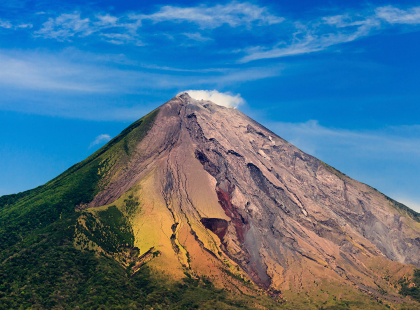 Volcano Adventure – San José to Antigua