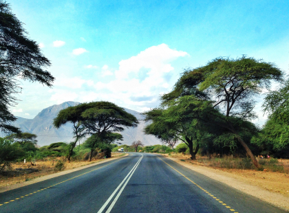 Falls, Beaches & Serengeti Adventure (Southbound)