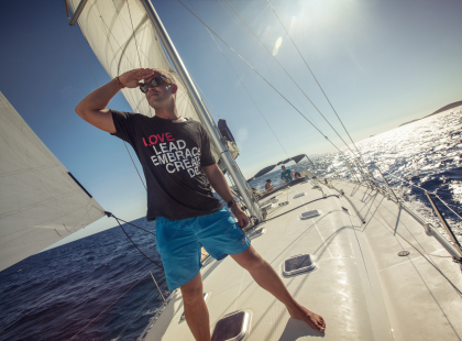 Sailing Greece - Mykonos to Mykonos
