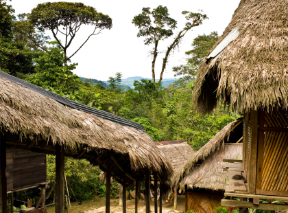 Ecuador Beaches, Amazon & Highlands