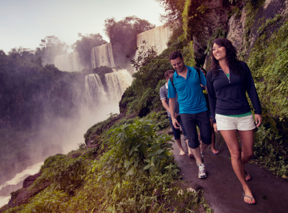 Iguassu Falls Independent Adventure - Upgraded - Iguassu Falls Visit