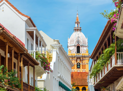 Cartagena to Bogota: Colonial Cities & Trekking