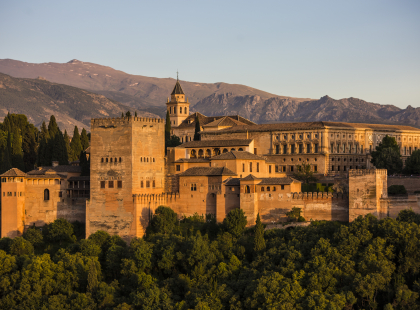 Best of Southern Spain - Alhambra Guided Tour