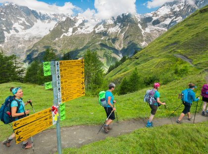 The Tour du Mont Blanc is the perfect mix of awe-inspiring mountain views and the vibrant influence of three distinct European cultures.