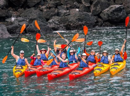 See the best of the Galapagos Islands on this guided adventure from REI!