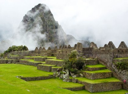 Machu Picchu is among the greatest artistic, architectural, and land use achievements in the world.
