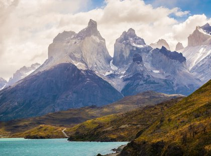 The magnificent Patagonian landscapes take your breath away.