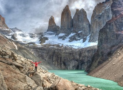 Torres del Paine is the crown jewel of Chile's national parks.