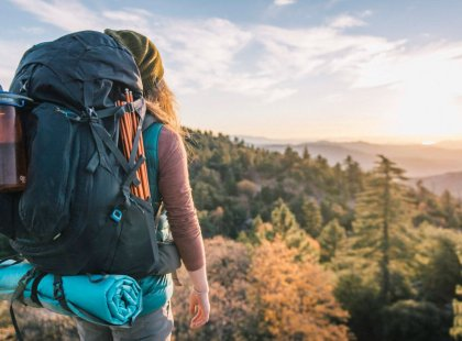Experience the stunning beauty of the Blue Ridge on this four-day backpacking adventure through the Appalachian Mountains.