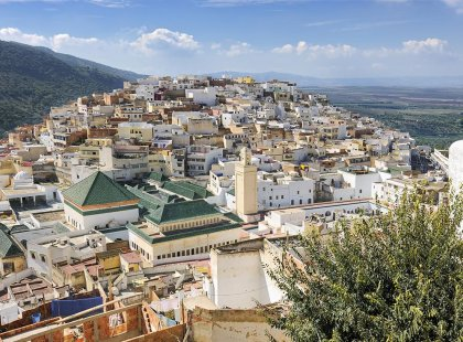 Morocco_Middle-Atlas_Moulay-Idriss