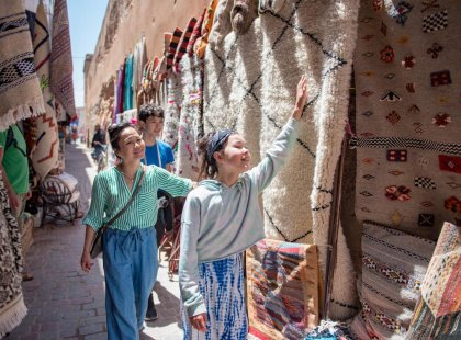 Morocco Family Holiday with Teenagers