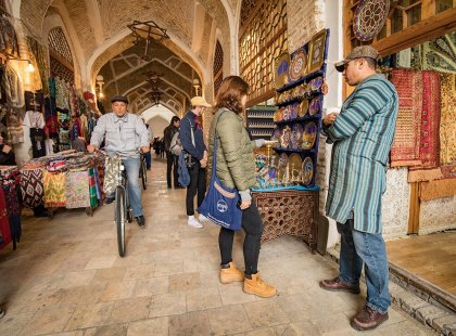 Experience Bukhara in Uzbekistan with Intrepid Travel