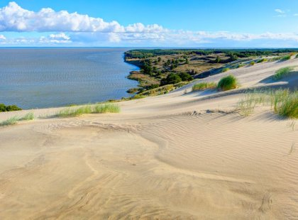 Intrepid Travel latvia curonian spit