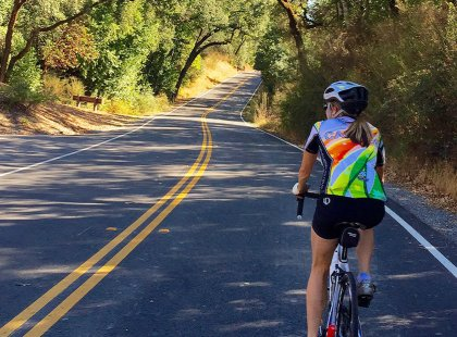 Spend days of blissful cycling among the many vineyards and along the rural roads of Sonoma county.